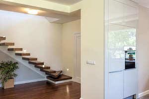 Treppen Haus elektroinstallation planen ratgeber tips für flur treppenhaus
