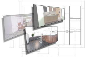 Moderne Küchenplanung, Elektroinstallation selber machen, Ratgeber, Küchenplanung