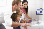Elektroinstallation Badezimmer, Ratgeber, Familie Hausbau, Umbau, Renovierung, Ratgeber
