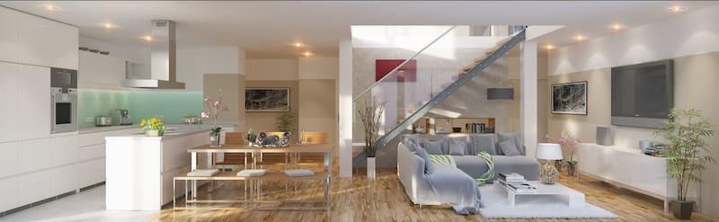 Elektroinstallation Planen Wohnzimmer Beleuchtung Schaltgruppen Ratgeber