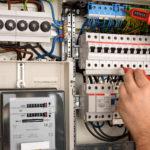Sicherungskasten, Elektroinstallation Grundlagen, Unterverteilung, Potentialausgleich, Hausanschlusskasten