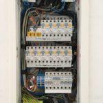 Unterverteiler, Relais, FI Schutzschalter, Verkabelung, Verdrahtung, Elektroinstallation, Ratgeber