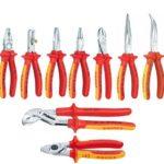 Elektroinstallation Werkzeug, Zangen Set, Elektriker, Hausbau, Umbau, DIY