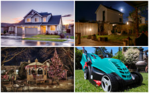 Elektroinstallation im Außenbereich, Steckdosen, Garten, Lichter, Elektro, Haus, Ratgeber