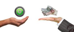 Strom sparen, Stromabieter Wechsel, Strom, Stromtarife, Kündigungsfrist, Elektroinstallation, Ratgeber, Ebook download